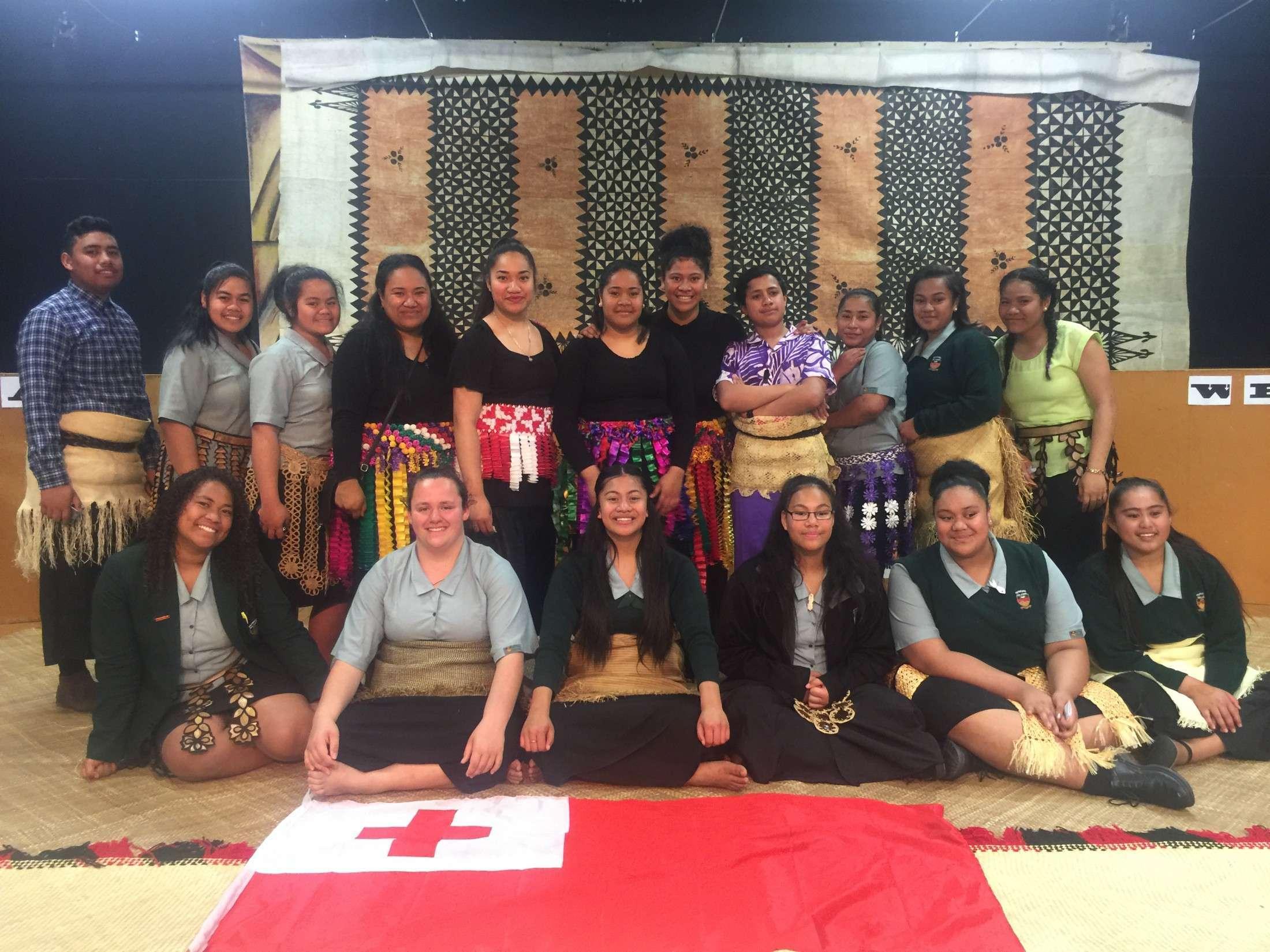 Tongan Language Week
