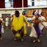 Cook Island Performance March