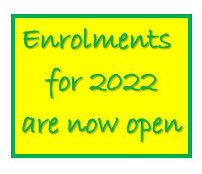 Enrolments 2022